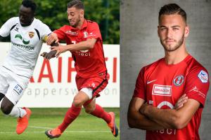 Célien Wicht kommt leihweise vom FC Rapperswil-Jona