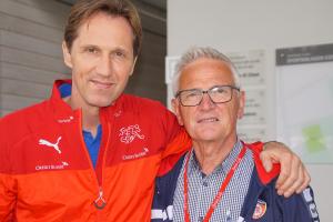 Roli Köpfli - eine Legende im Sportclub Cham
