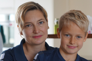 60 Tage im Amt - Neues Vorstandsmitglied Nicole Julen