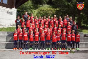 Juniorenlager 2017 - Fotos