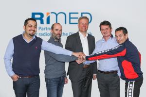 RIMED als neuer Partner des SC Cham
