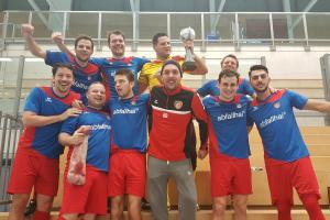 Turniersieg vom DRÜ am Hallenturnier in Willisau