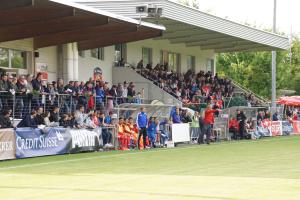 Ein Hauch von internationalem Fussball im Eizmoos