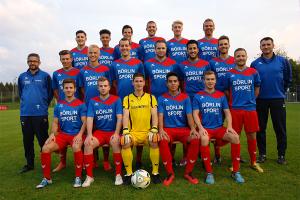 SC Cham II - die Aufstiegsspiele warten