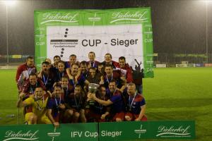 5. Liga Cupfinal – Titel für s'DRÜ