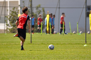 Trainingslager Tag 6