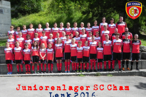 Juniorenlager 2017- es hat noch freie Plätze