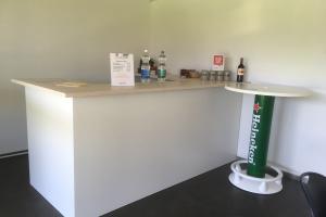 Neu: VIP Lounge Bar für unsere Tribünenbesucher