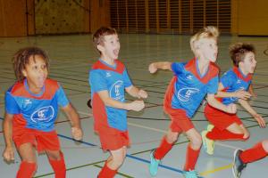 Erster Landi-Cup bei den E-Junioren geht an den Gastgeber